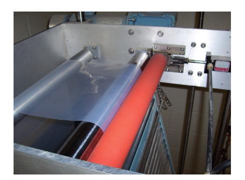 دوره آموزشی آشنایی با فرایند تولید فیلم پلاستیکی به روش دمشی Film Blowing