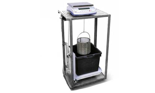 تجهیز و دستگاه تست جذب آب فوم پلی استایرن (بلوک سقفی )
