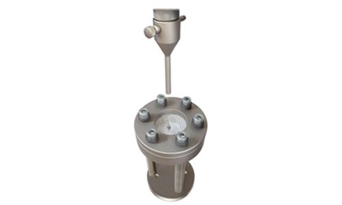 دستگاه مقاومت سوراخ شدگی ژئوممبران ASTM D4833