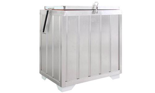 وان (مخزن) آب گرم و سرد دستگاه فشار