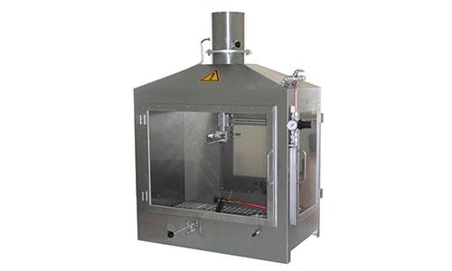 دستگاه تست گسترش شعله فوم ( استاندارد 4-7271)