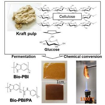 روش جدید برای تولید پلیمر های آروماتیک با مقاومت بالا به حرارت