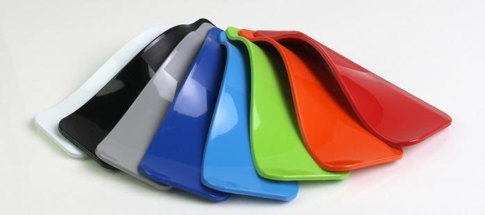 شرکت Avient ترموپلاستیک های رنگی را برای جایگزینی رنگ در قطعات تولید می کند