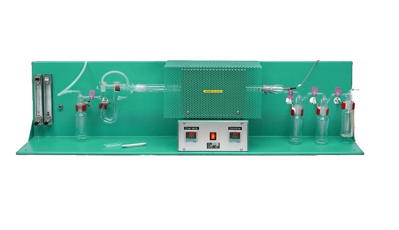 روش اندازه گیری درصد دوده در لوله و اتصالات پلی اتیلن PE