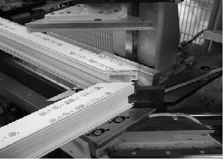 آزمون تست گوشه جوش خورده پروفیل های PVC-U - خمش کششی